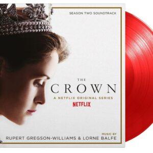 Crown Season 2 (OST) (Vinyl) - Rupert Gregson-Williams