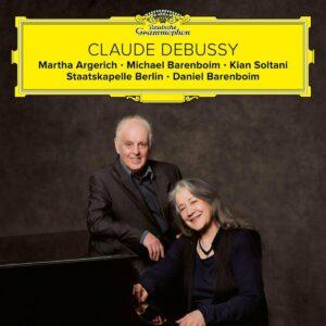 Debussy: Fantaisie, Violin Sonata, Cello Sonata, La Mer - Martha Argerich