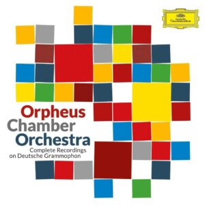 Complete Recordings On Deutsche Grammophon - Orpheus Chamber Orchestra