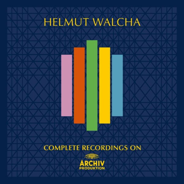 Complete Recordings On Archiv Produktion - Helmut Walcha
