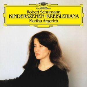 Schumann: Kinderszenen Op.15; Kreisleriana Op.16 (Vinyl) - Martha Argerich