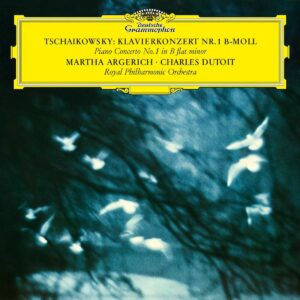 Tchaikovsky: Piano Concerto No. 1 In B-Flat Minor (Vinyl) - Martha Argerich