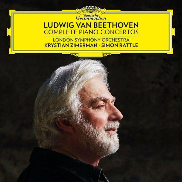 Beethoven: Complete Piano Concertos (Vinyl) - Krystian Zimerman