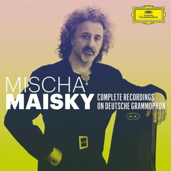 Complete Recordings On Deutsche Grammophone - Mischa Maisky