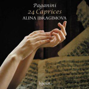 Niccolo Paganini: 24 Caprices - Alina Ibragimova
