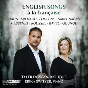 English Songs à La Française - Tyler Duncan