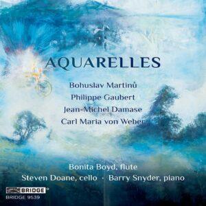 Aquarelles - Bonita Boyd