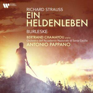 Strauss: Ein Heldenleben, Burleske - Bertrand Chamayou