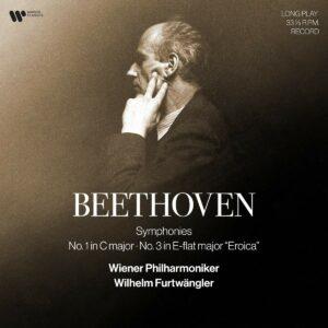 Beethoven: Symphonies Nos.1 & 3 (Vinyl) - Wilhelm Furtwängler
