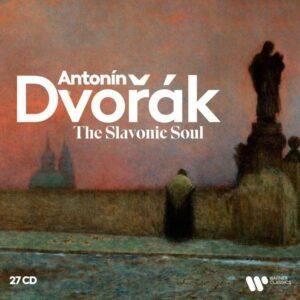 Antonin Dvorak - The Slavonic Soul (27CD Box Set)