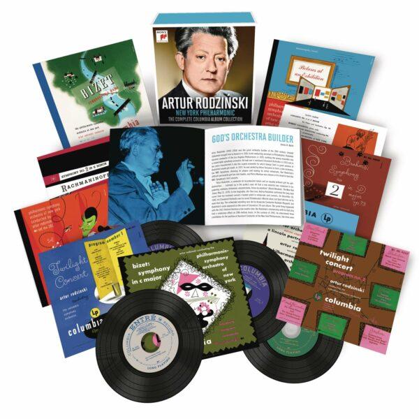 Complete Columbia Album Collection - Artur Rodzinski