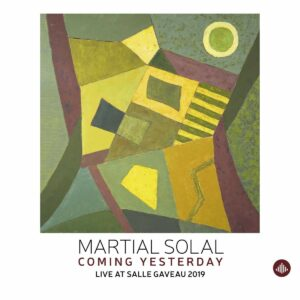 Coming Yesterday, Live At Salle Gaveau 2019 - Martial Solal