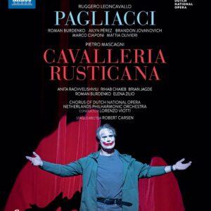 Pietro Mascagni: Cavalleria Rusticana / Ruggero Leoncavallo: Pagliacci - Lorenzo Viotti