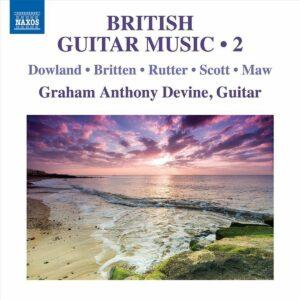 British Guitar Music Vol.2 - Graham Anthony Devine