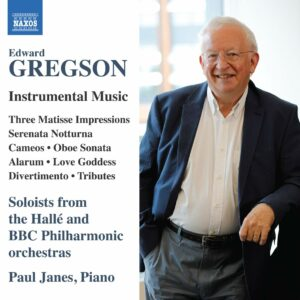Edward Gregson: Instrumental Music - Soloists Of The BBC Philharmonic Orchestra
