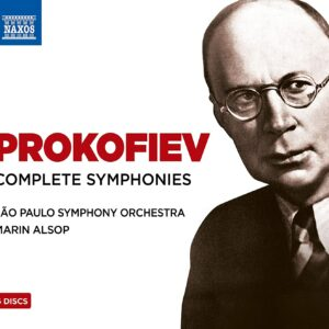 Sergei Prokofiev: Complete Symphonies - Marin Alsop