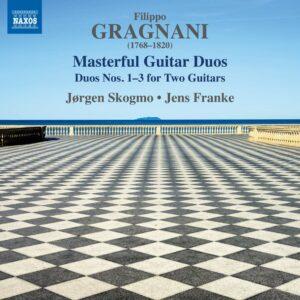Filippo Gragnani: Masterful Guitar Duos 1-3 For Two Guitars - Jorgen Skogmo & Jens Franke