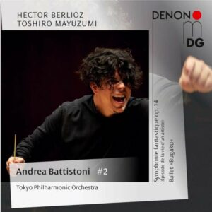 Hector Berlioz: Symphonie Fantastique / Toshiro Mayuzumi: Ballet Bugaku - Tokyo Philharmonic Orchestra