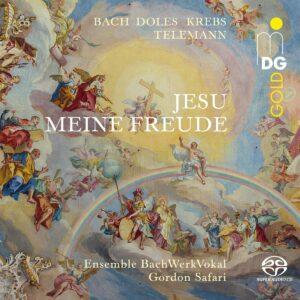 Jesu Meine Freude - Ensemble BachWerkVokal