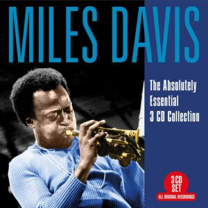 The Absolutely Essential 3CD Collection - Miles Davis