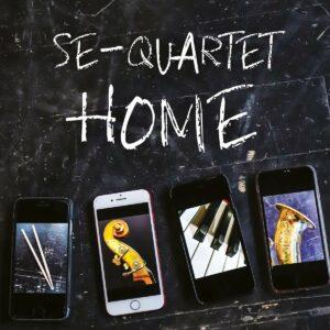 Various Composers: Home - Se-Quartet