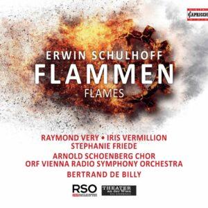Erwin Schulhoff: Flammen - Bertrand de Billy
