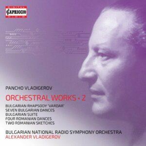 Pancho Vladigerov: Orchestral Works 2 - Alexander Vladigerov