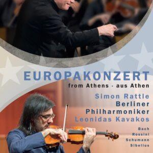 Europakonzert 2015 From Athens - Leonidas Kavakos