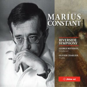 Marius Constant: Orchestral Works - George Rothman