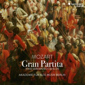 Mozart: Gran Partita - Akademie Fur Alte Musik Berlin