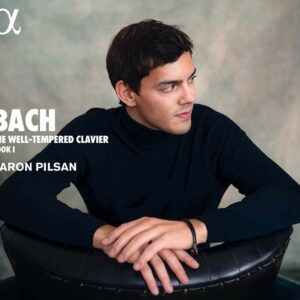 Bach: The Well-Tempered Clavier,  Book I - Aaron Pilsan