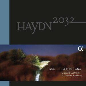 Haydn 2032,  Vol. 8: La Roxolana (Vinyl) - Il Giardino Armonico