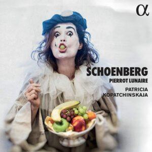 Arnold Schonberg: Pierrot Lunaire - Patricia Kopatchinskaja