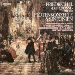 Friedrich II. : Flötenkonzerte Und Sinfonien