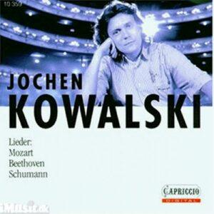 Robert Schumann - Ludwig van Beethoven - Wolfgang Amadeus Mozart : Dichterliebe - 6 Lieder - 5 Lieder