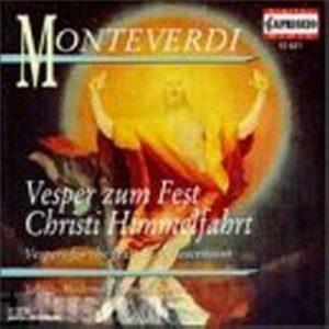 Claudio Monteverdi : Vesper zum Fest Christi Himmelfahrt