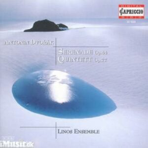 Antonin Dvorak : Quintette à cordes op.77 - Sérénade