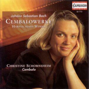 Johann Sebastian Bach : Cembalowerke