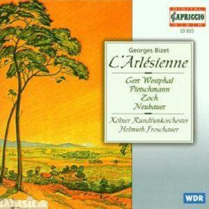 Georges Bizet : L'Arlésienne