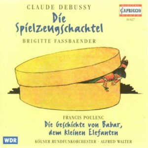 Claude Debussy - Francis Poulenc : Jeux - Babar