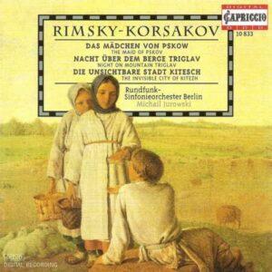 Nikolaï Rimski-Korsakov : Œuvre orchestrale (volume 3)