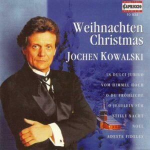 Jochen Kowalski, contre-ténor : Weihnachten