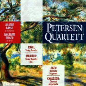 Quatuors à cordes - Petersen Quartett