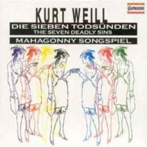 Kurt Weill : 7 Todsünden - Mahagonny