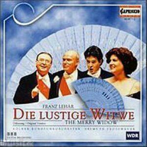 Franz Lehar : Die Lustige Witwe