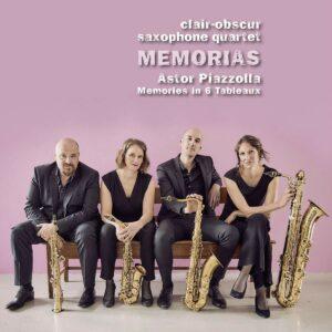 Memorias - Clair-Obscur Saxophone Quartet