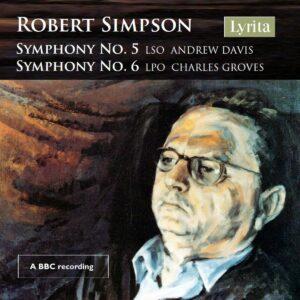 Robert Simpson: Symphonies Nos. 5 & 6 - Andrew Davis