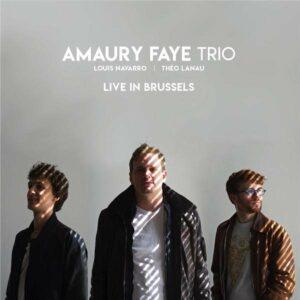 Live In Brussels - Amaury Faye Trio