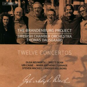 The Brandenburg Project: Twelve Concertos - Thomas Dausgaard
