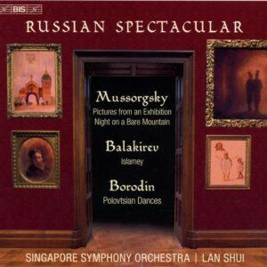 Russian Spectacular - Lan Shui